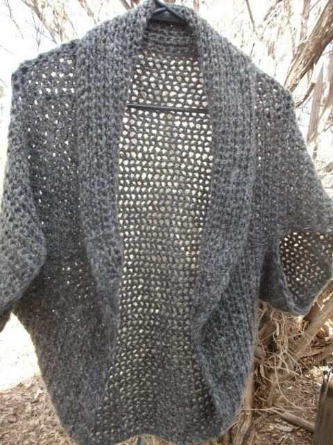 Fast and Easy Crochet Shrug Small to 6X Pattern Welcome to Craftsy ...