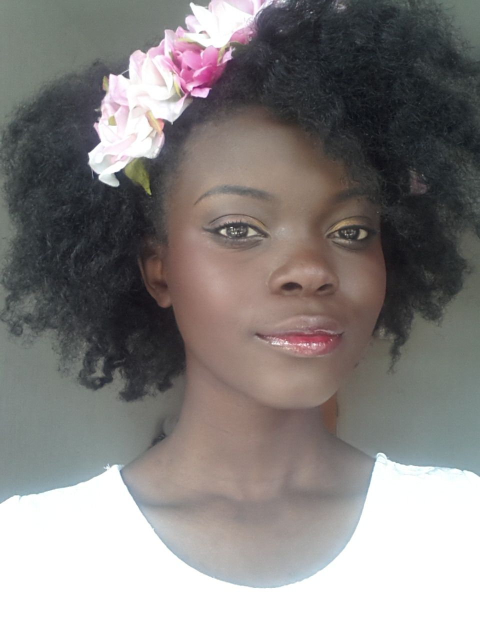 Afro and flowers flower crowns hair accessories pinterest afro and flowers flower crowns izmirmasajfo
