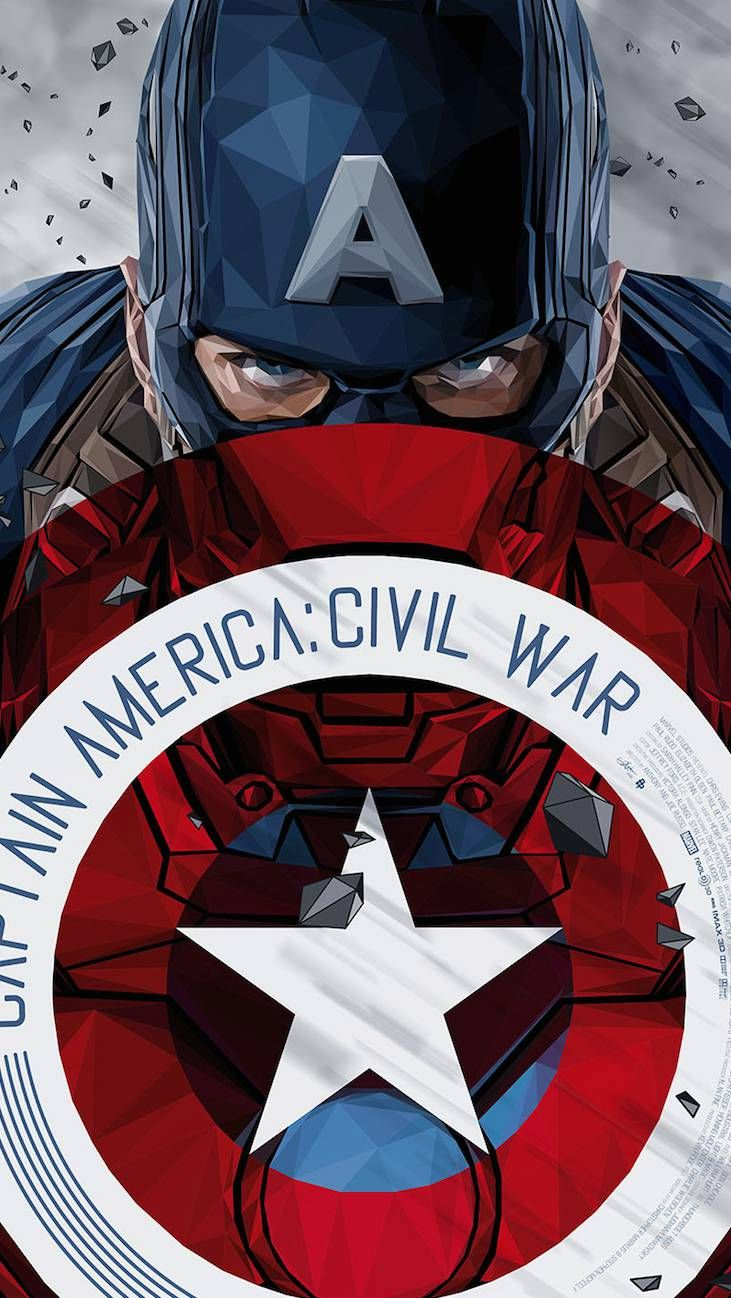 Captain America Civil War Art Iphone Wallpaper Iphone Wallpapers Captain America Wallpaper Marvel Captain America Captain America Civil War
