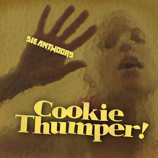 Die Antwoord Releases Video For Their New Song Cookie Thumper Die Antwoord News Songs Thumper