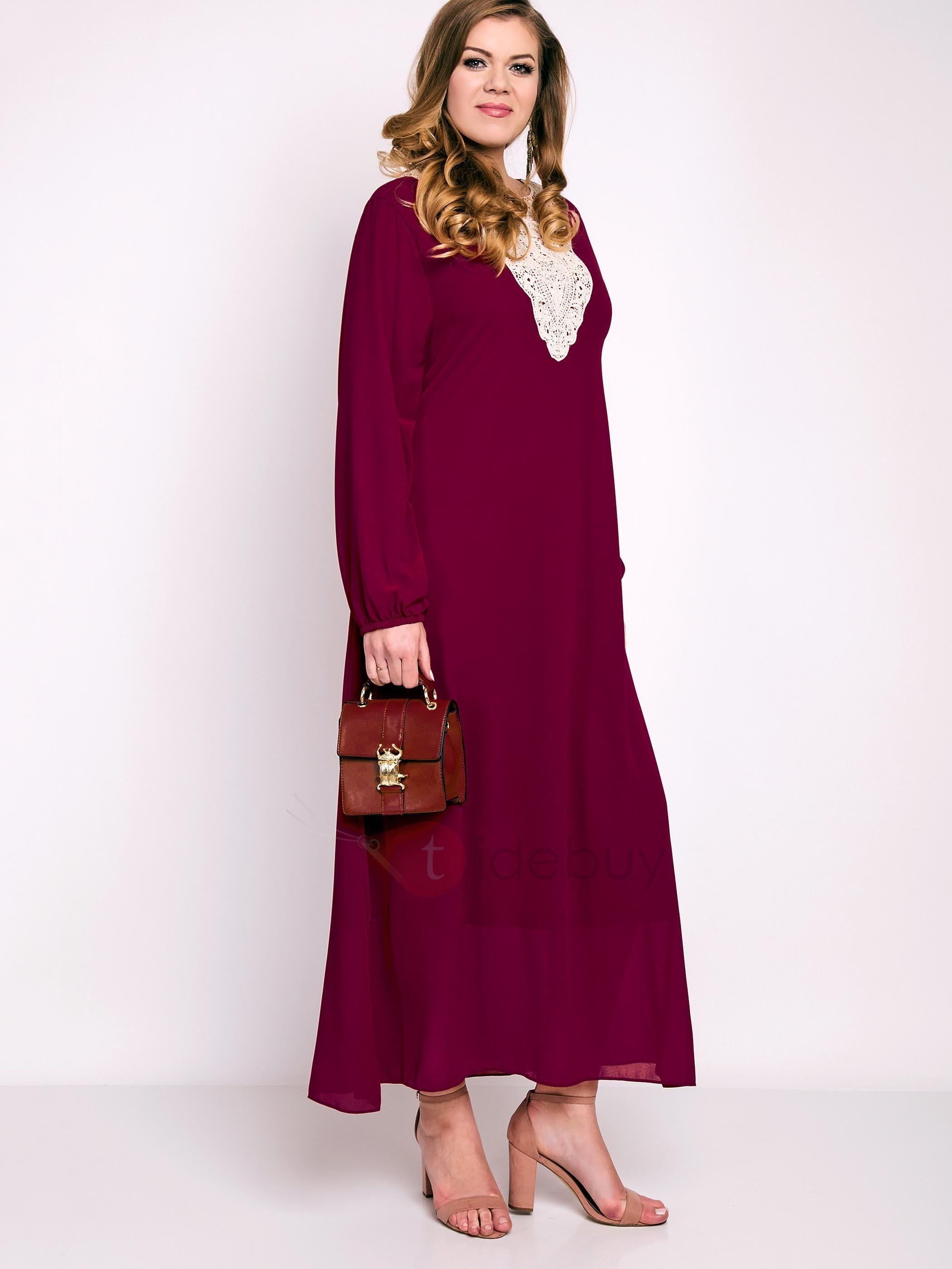 Cheap plus size maxi dresses sale