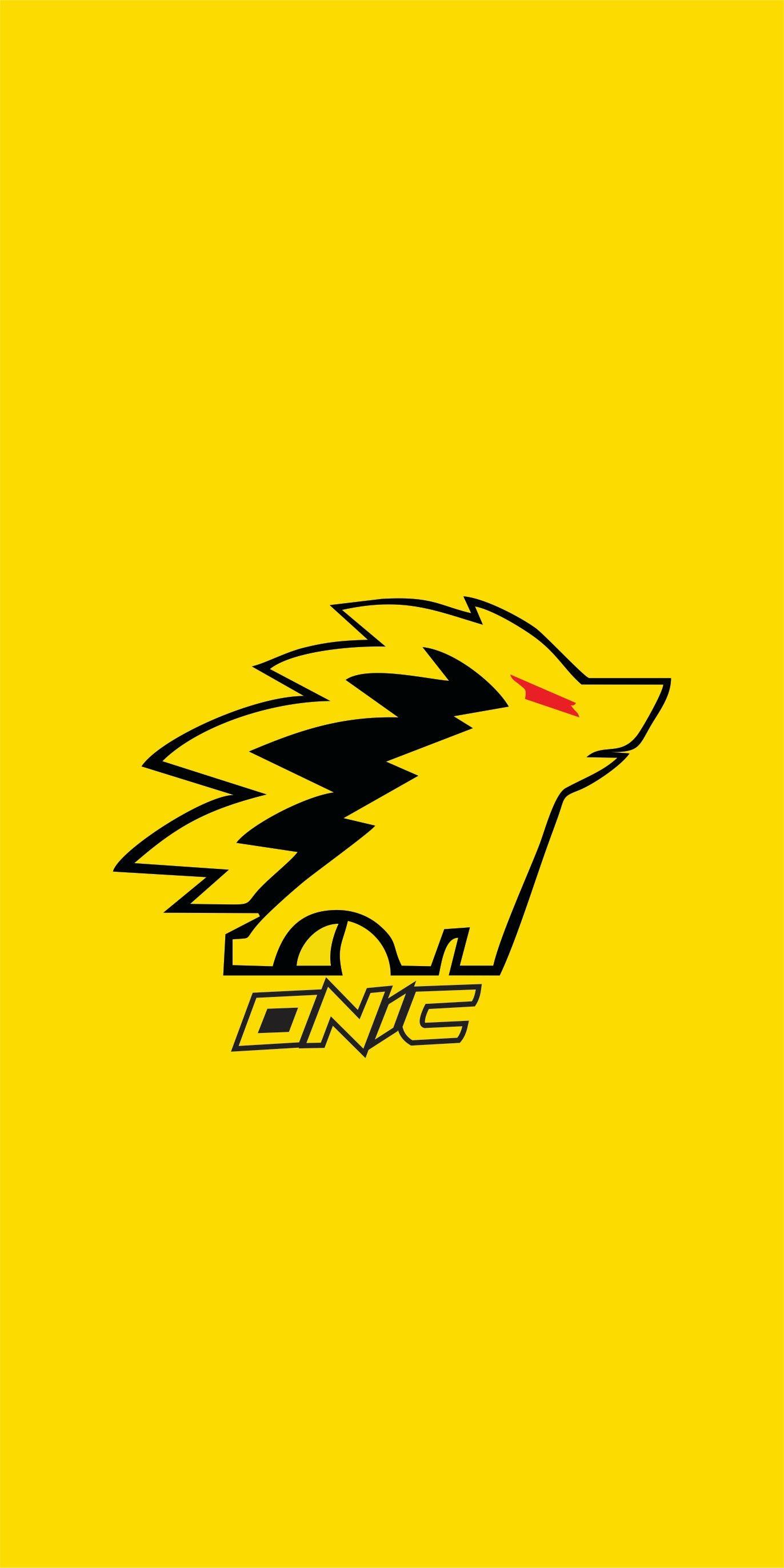 Onic E Sport Logo2 Logo Game Foto Kolase Dinding Wallpaper Ponsel Hd