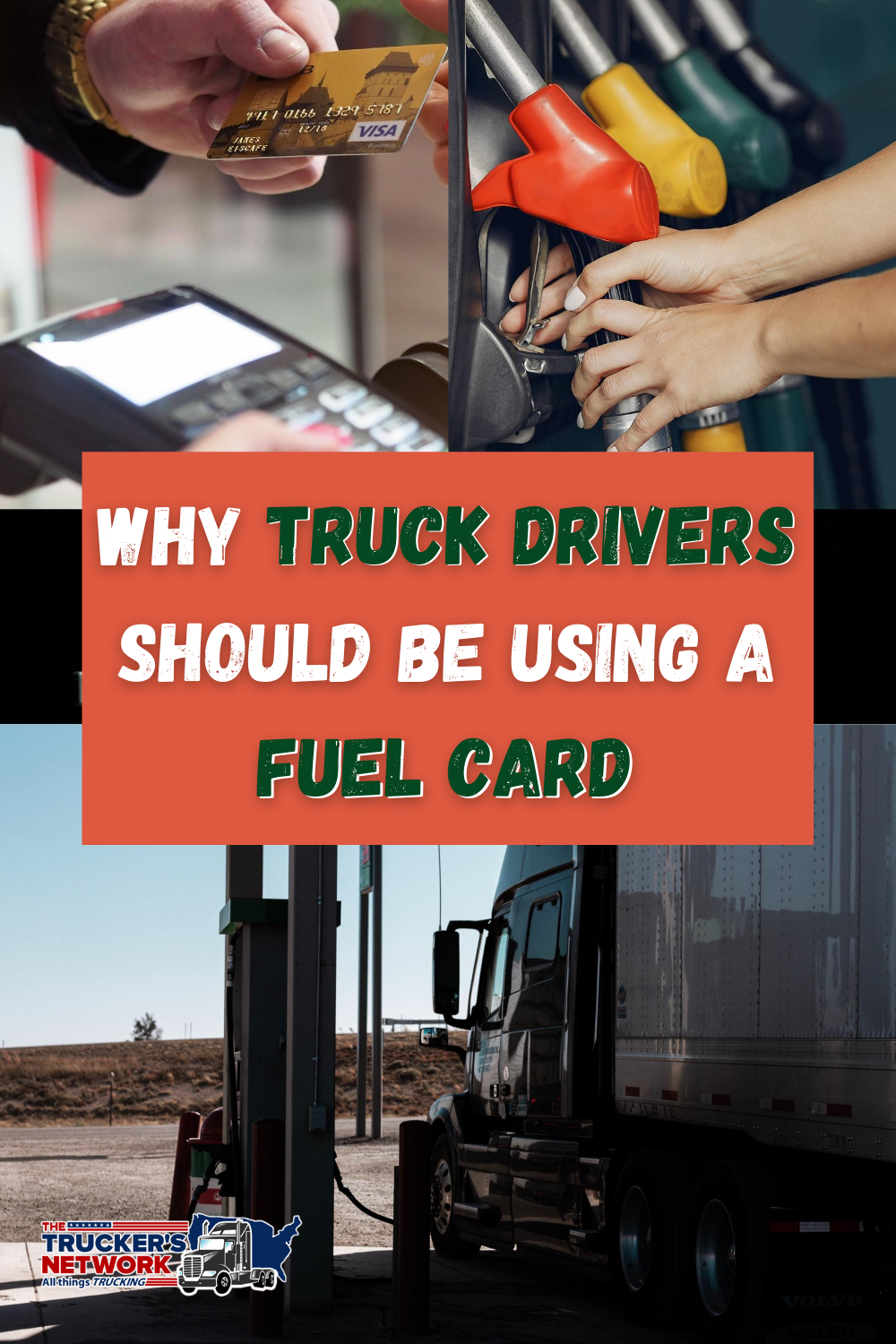 6 Valuable Reasons Truck Drivers Should Be Using A Fuel Card Truck Driver Trucking Life Trucks