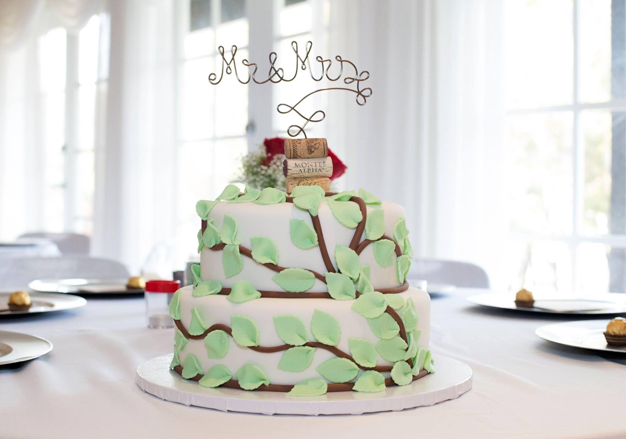 Boho Themed Wedding Cake | Wedding Cakes | Pinterest