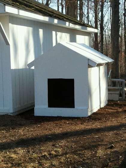 How To Build A Dog House Dog House Plans Build A Dog House Dog House Diy