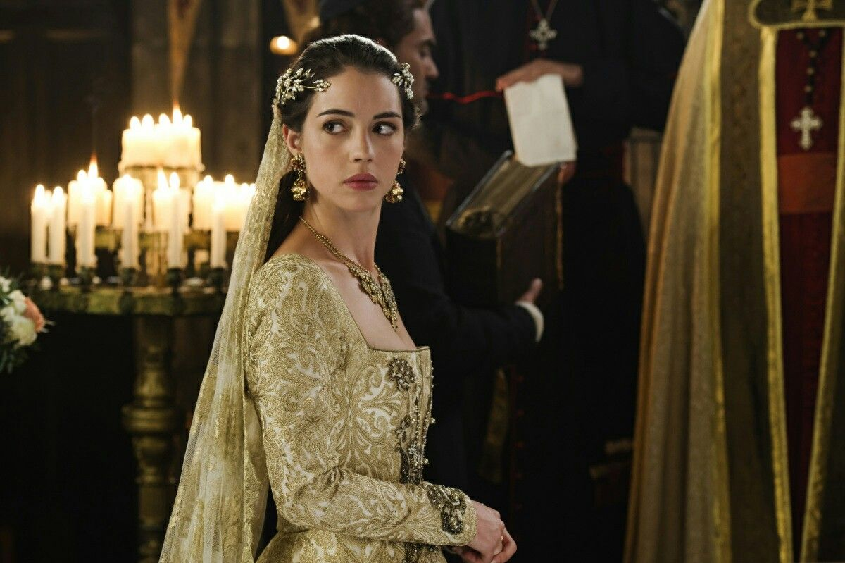 Reign, season 4, episode 9, Pulling strings. Mary, Queen of Scots.