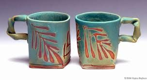 extruded pottery cups - Google Search
