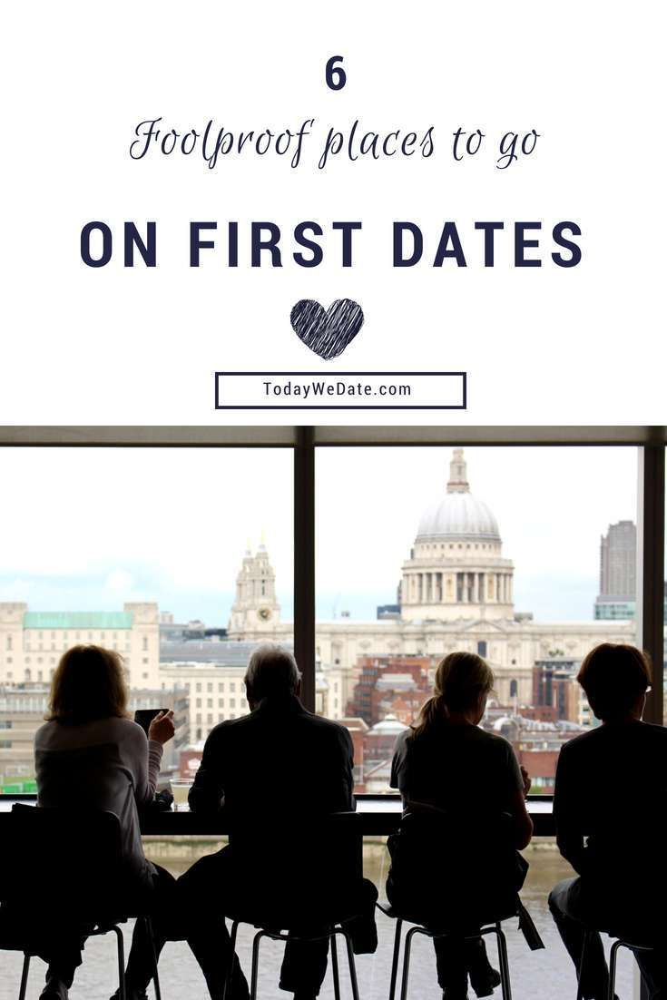 online dating first date places