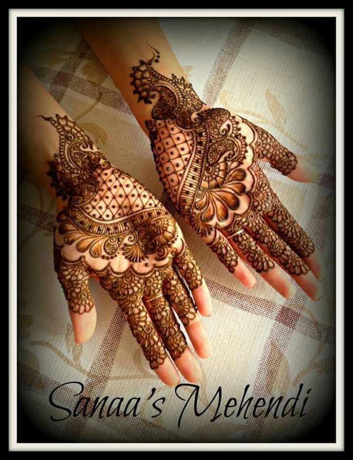 13 Unique Henna Designs Doing The Rounds This Wessing: Henna, Henna Patterns, Mehndi Designs