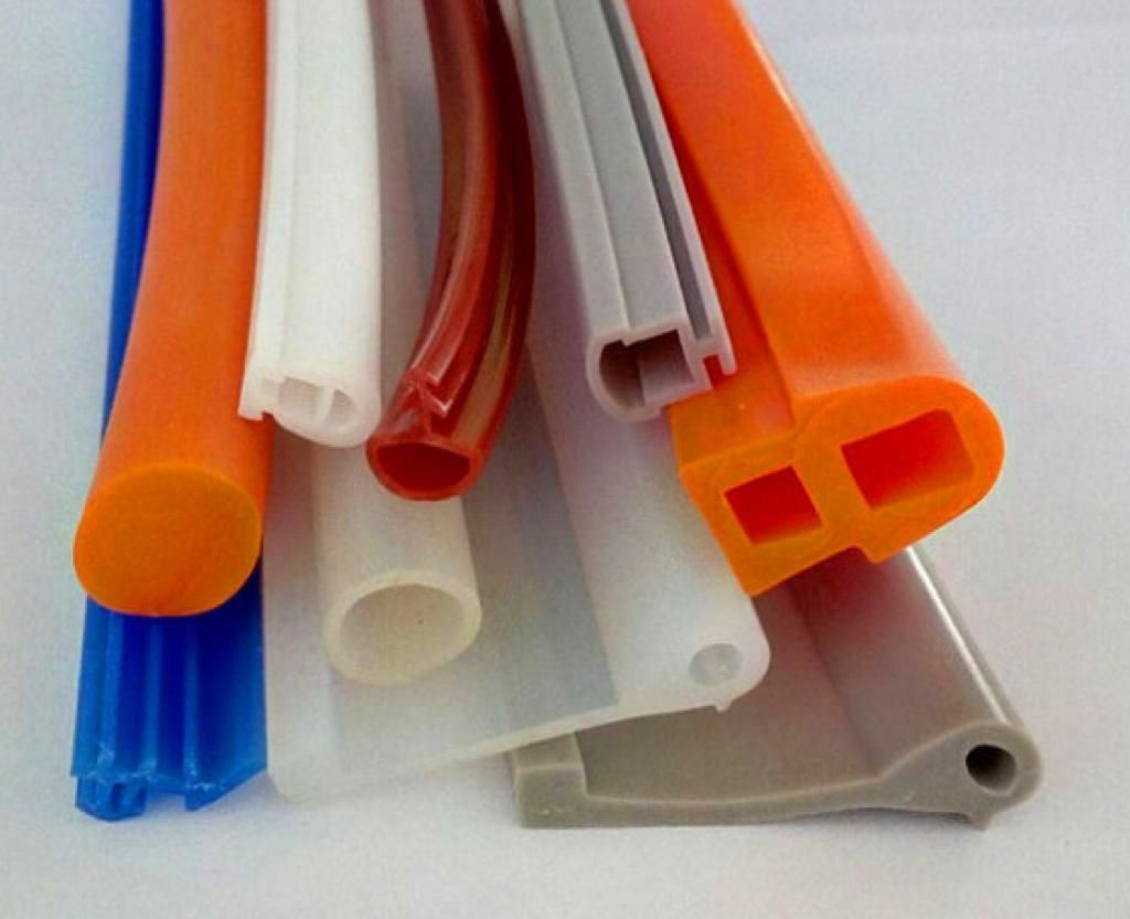 Extruded Rubber Bulb Seal Extrude Bulb Rubber