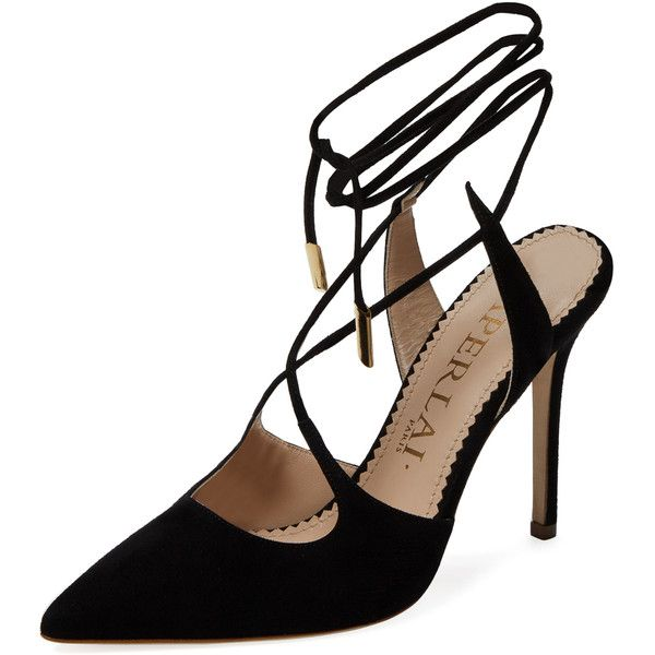 Aperlai Suede Platform Pumps discount latest collections excellent for sale free shipping cheap price TVde2S0zX