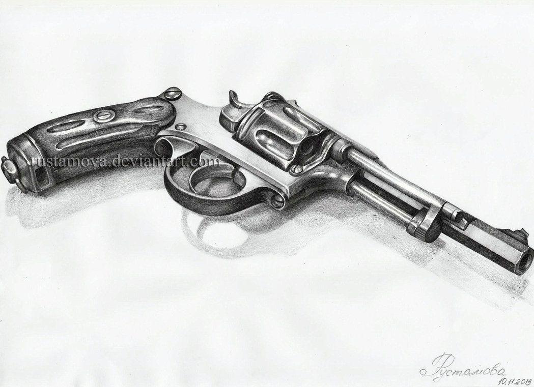 Revolver Por Rustamova On DeviantART