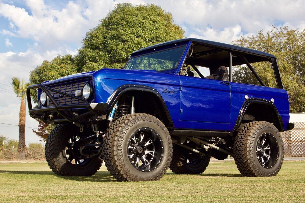 1972 Ford Bronco 4x4 | eBay Motors, Cars & Trucks, Ford ...