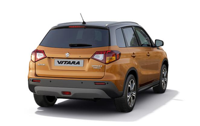 Erfahrungen zum Suzuki Vitara als 1.6 Benziner Allgrip
