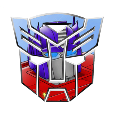 g1 optimus prime autobot logo by ladyelitaone on