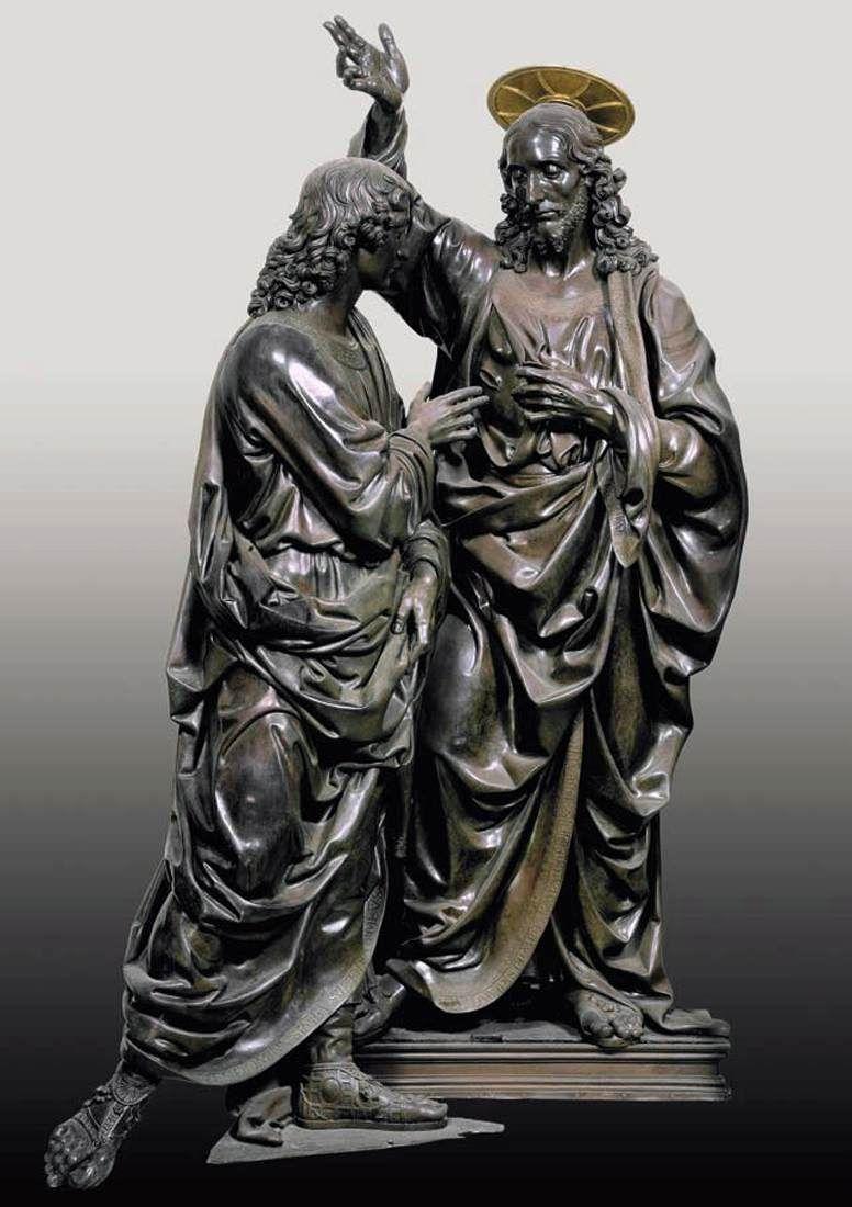 per la chiesa di Orsanmichele a Firenze