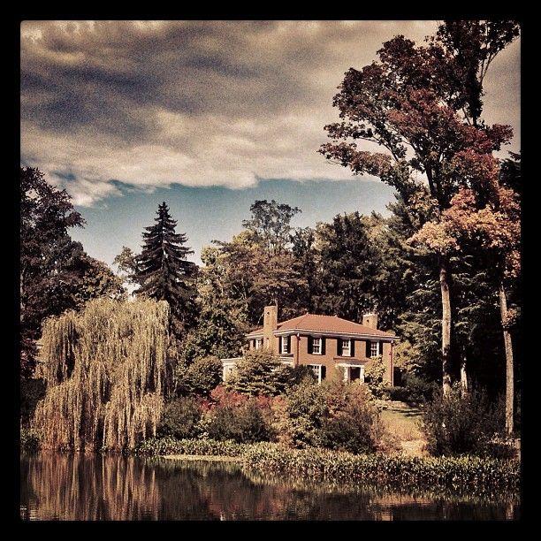 #UVa Dell Pond