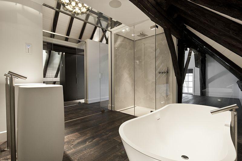 Badkamer Landelijk Modern : Modern landelijk badmeubel badkamer meubels klassiek modern min
