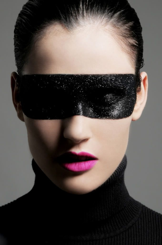 Fashion Makeup: #HighFashion #HaterBlockaz