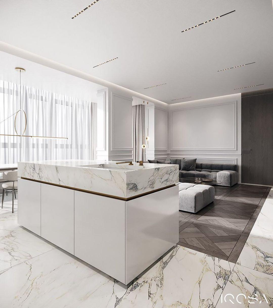 3 459 Vpodoban 17 Komentariv Iqosa Iqosa V Instagram A Good Minimalist Kitchen Design Maxi Minimalist Kitchen Design Hotel Room Design Interior Design