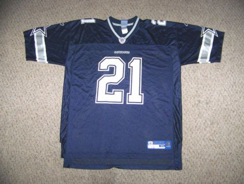 new style 374e1 caf47 J. JONES #21 Dallas Cowboys Football Jersey -- XL by Reebok ...