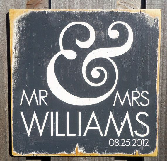 Fabulous idea for a wedding gift! | Favorite Wood Projects ...