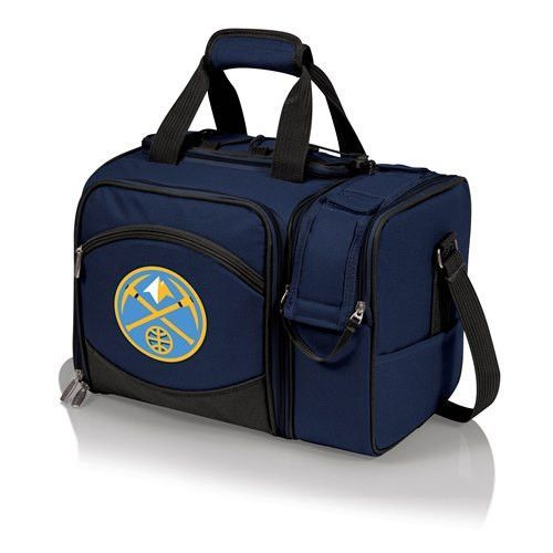 Denver Nuggets Malibu Go-Anywhere Picnic Pack w/Digital Print - Navy