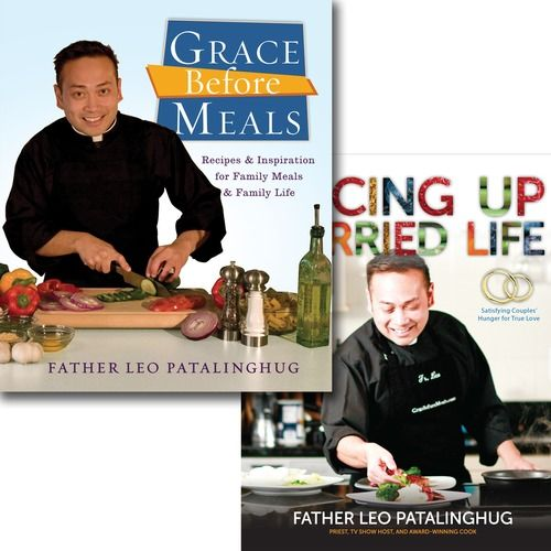 Grace Before Meals & Spicing Up Married Life (2 Book Set