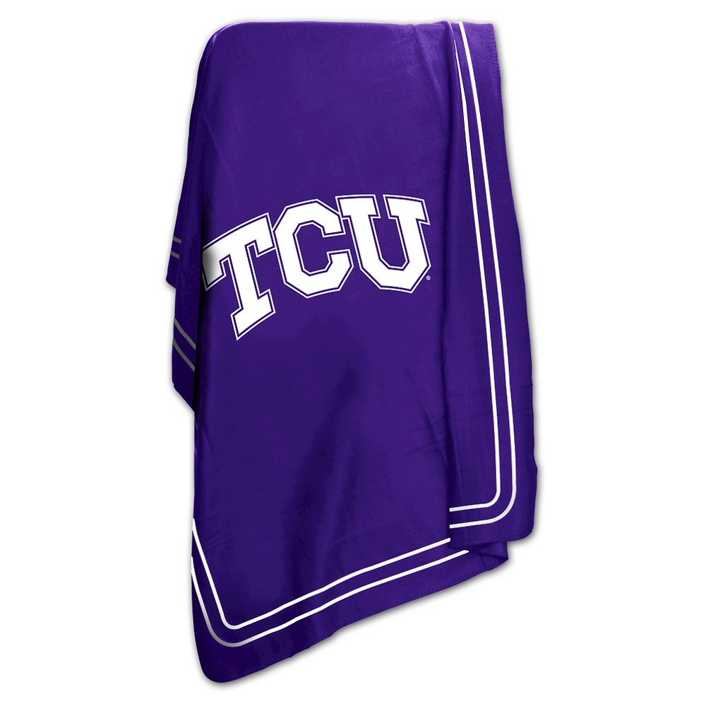 Throw alabama crimson tide ncaa team color tcu horned frogs