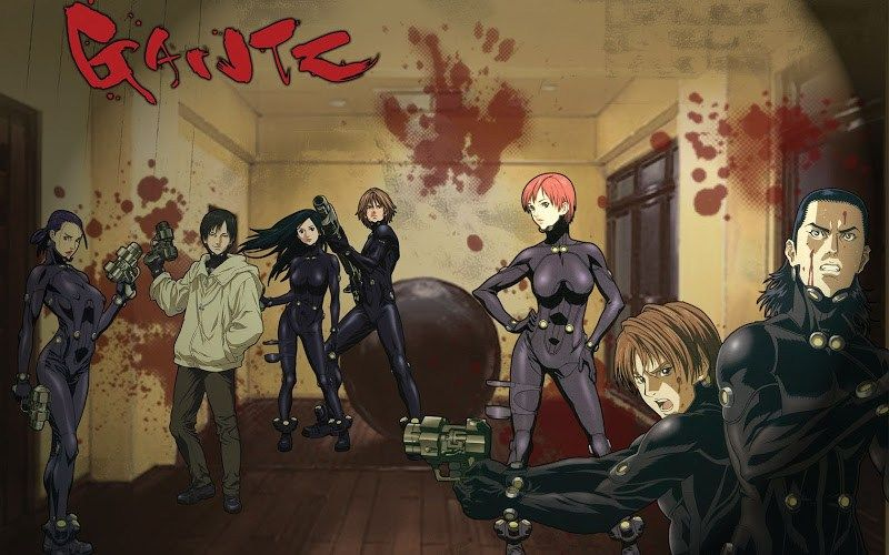 Anime Series Like Gantz Anime Anime Shows Anime Reviews
