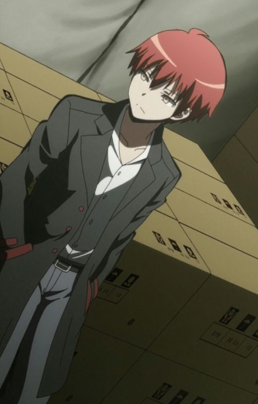 Im In Love With My Brothers Rival Karma Akabane X Oc -5091