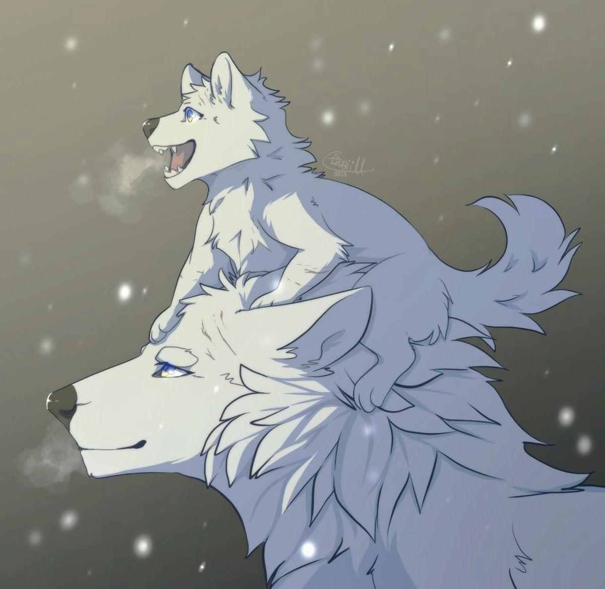 Lumine And His Mom Anime Anime Art