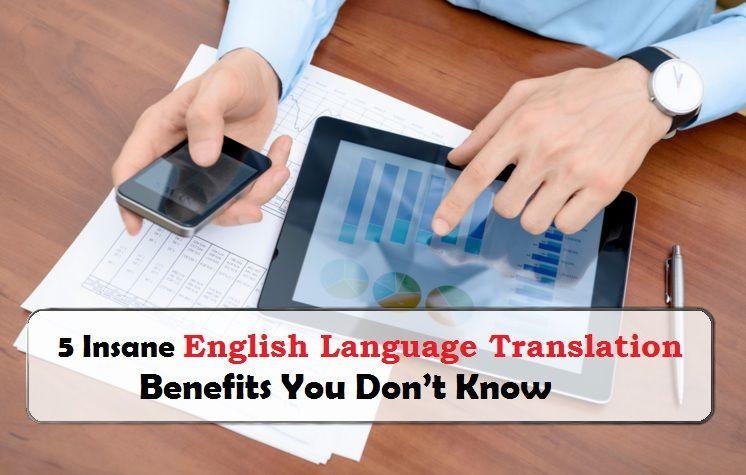 English translation services english language