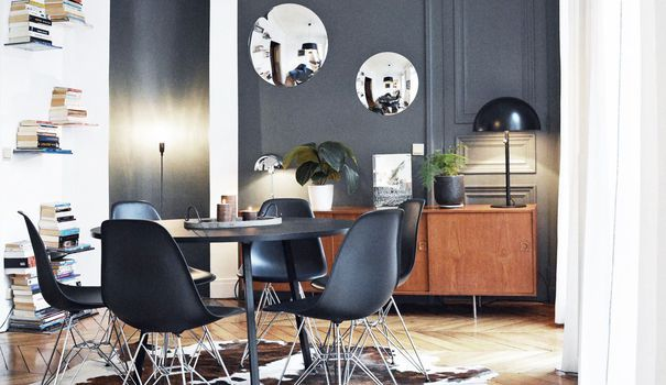 Appartement Paris 9  relooking déco du0027un 100 m2