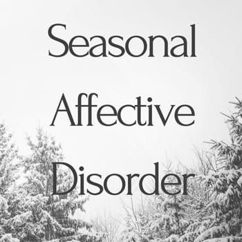 Avoid Getting Seasonal Affective Disorder This Winter With These Tips.  Seasonal Affective Disorder or SAD can depress you this season. This article explains ways to get rid of this depressing behavior by making small changes.