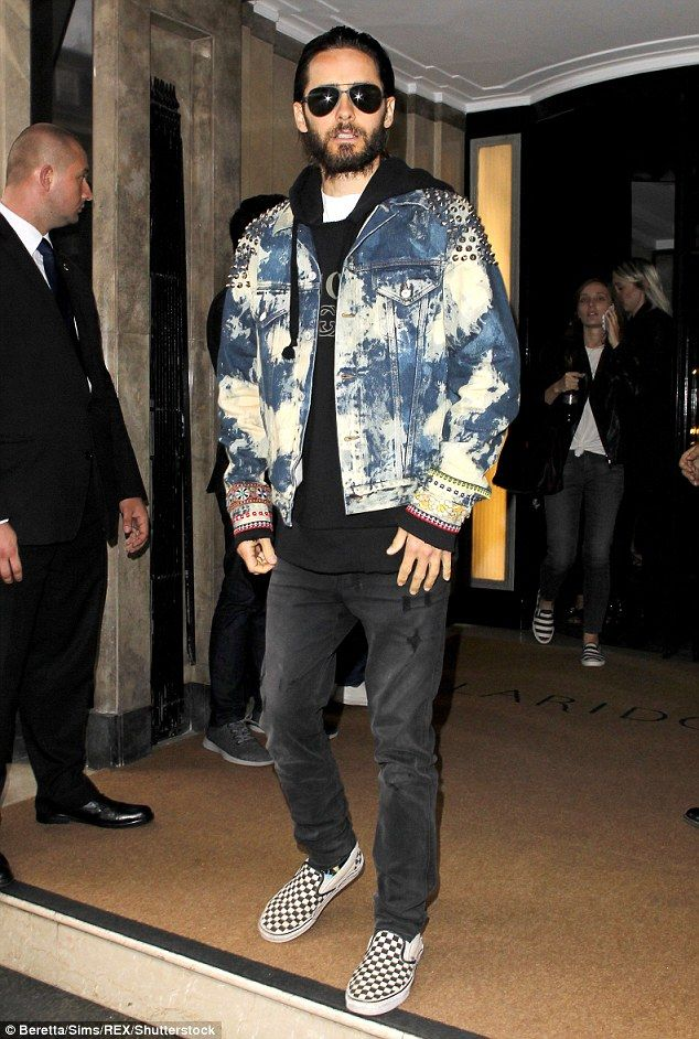 Jared Leto says he is prepared to give up on acting but will never leave 30 Seconds to Mars!