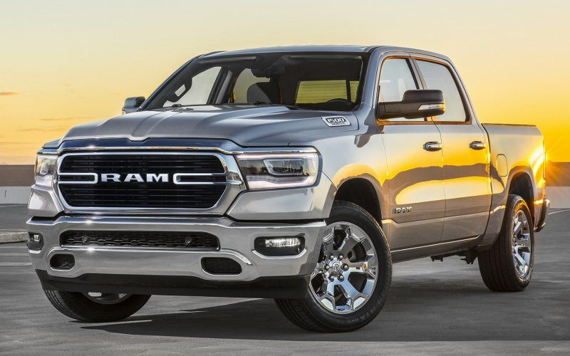 Wallpaper Pickup Truck Ram 1500 Big Horn Best Pickup Truck Pickup Trucks Ram Trucks
