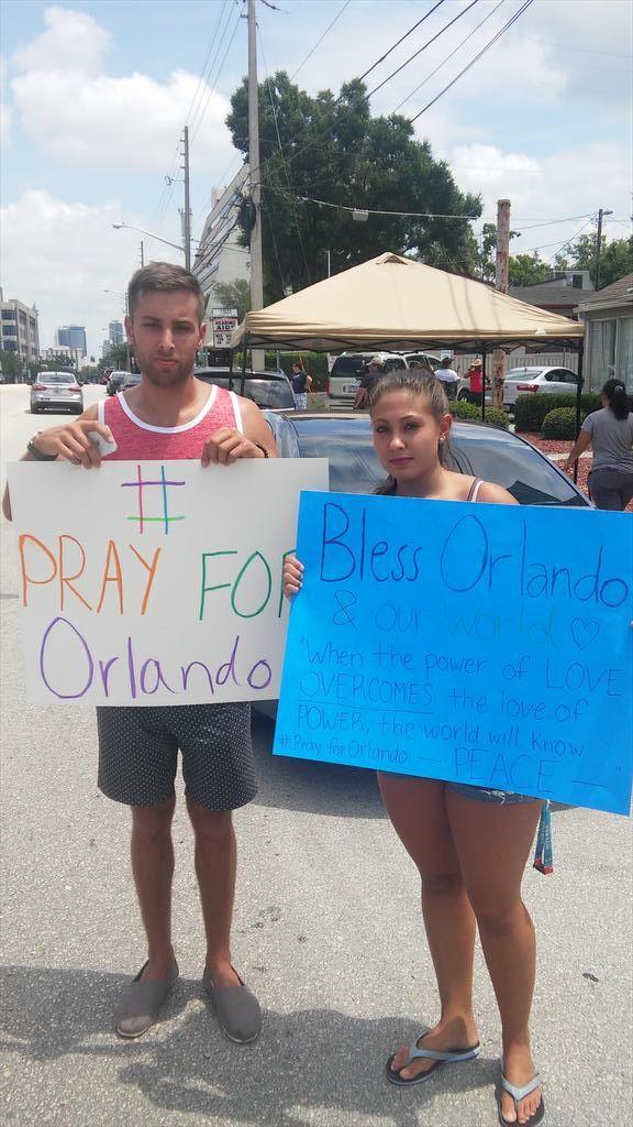 Orlando Shooting As It Happened Night Club Orlando Shooting
