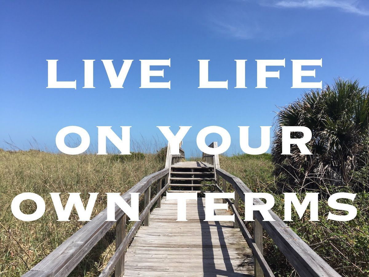 Live Life on Your Own Terms Ep. 1 Life insurance for