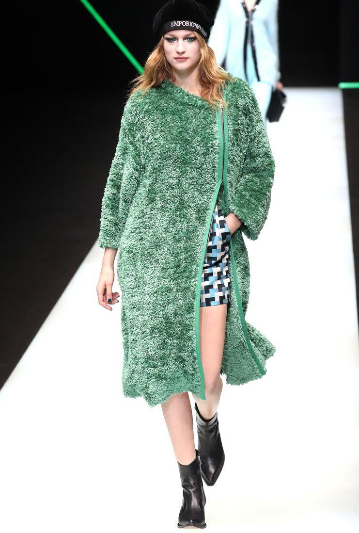 Giorgio Armani 2019 Bayan Giyim Koleksiyonu