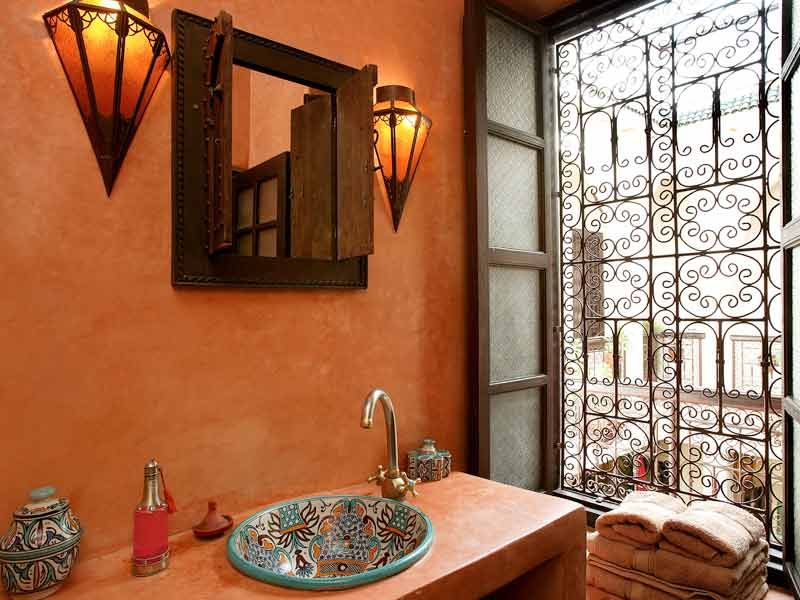 Cuarto de ba o taryala casa abuelo pinterest cuarto for Decoracion banos estilo arabe