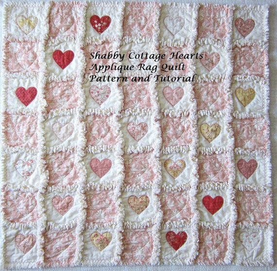 Applique Tutorial | Quilt Pattern | PDF Pattern | Instant Download ... : how to applique quilt tutorial - Adamdwight.com