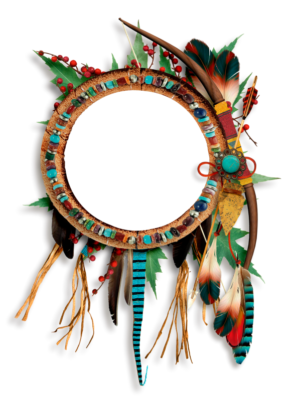 Cadres Frame Rahmen Quadro Png American Frame Southwest Native Americans Native American