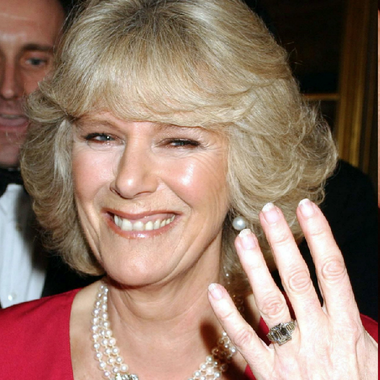 Camilla Parker Bowles' Engagement Ring Is About as Luxe as ...