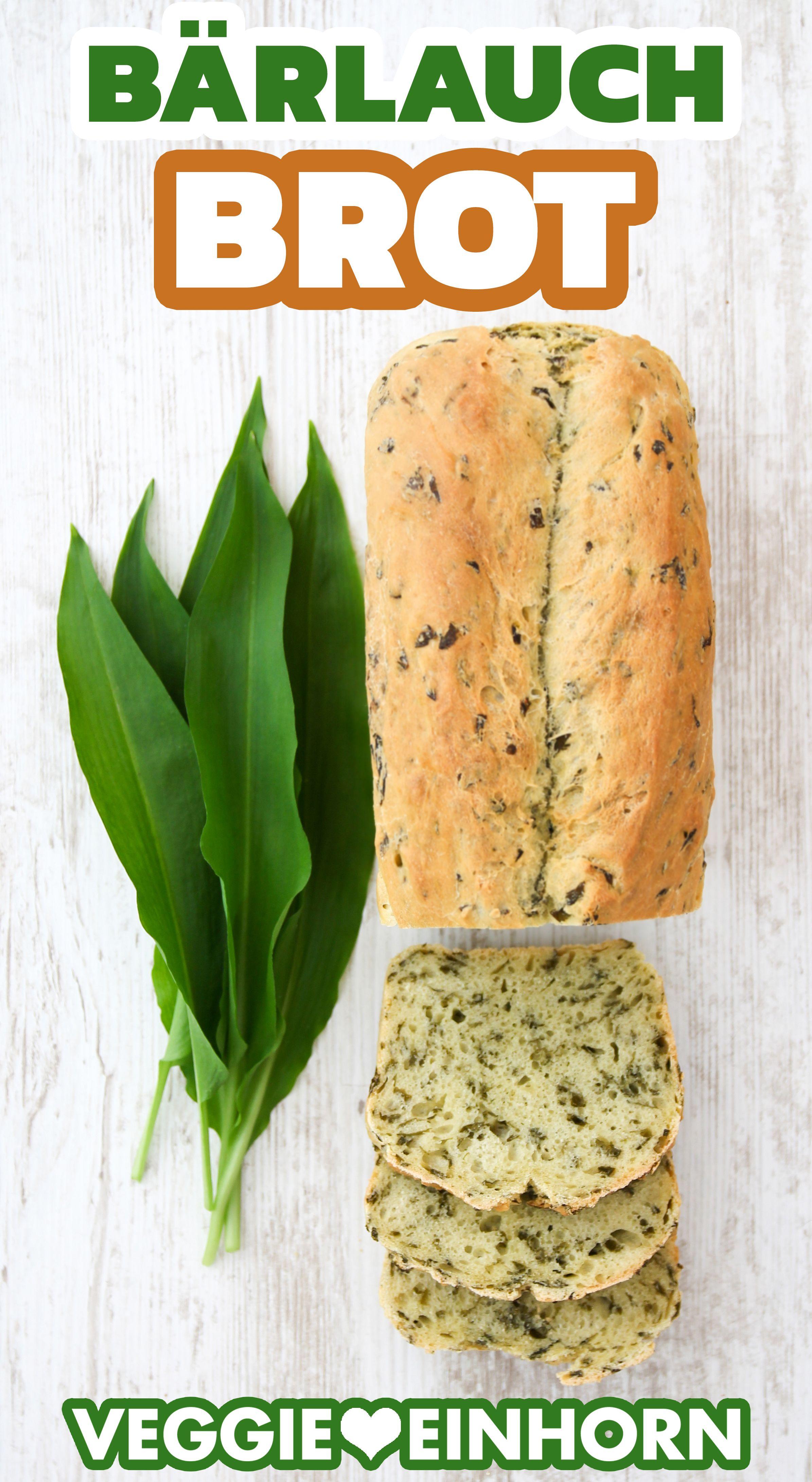 Photo of Leckeres Bärlauchbrot selber backen | Einfaches Rezept für Bärlauch Brot