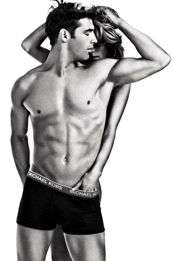 Intimate Affair- Model Cory Bond for Michael Kors 2012 campaign