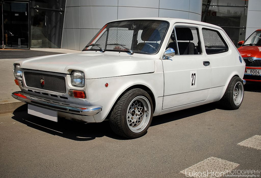 Fiat 127 Coches Clasicos Autos Coches Seat