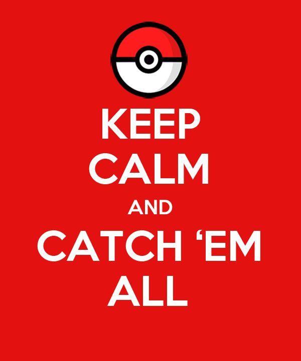 Pokemon | Fotos de keep calm, Frases de pokémon, Cartel