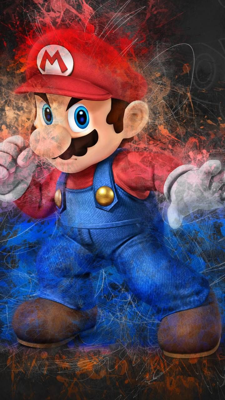 Mario wallpaper by TheSpawner97 - 20 - Free on ZEDGE™