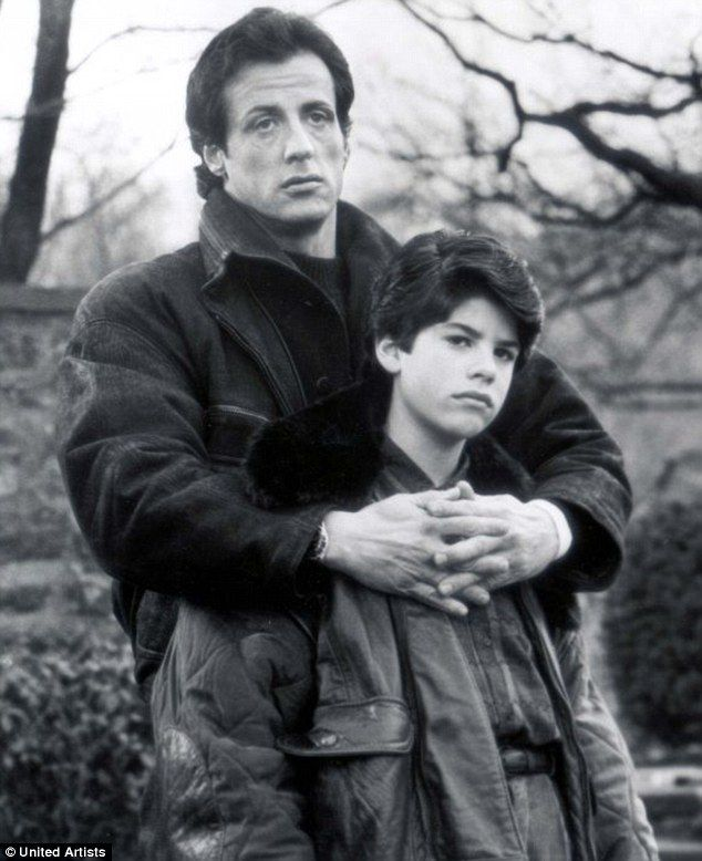 sylvester stallone black and white - Google Search